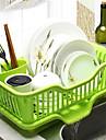 1st Plattskivor Plast Lätt att använda Kök Organisation