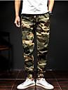 Bărbați Casual Militar Bumbac Zvelt Pantaloni Chinos Pantaloni Peteci