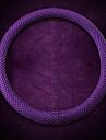 Steering Wheel Covers Ice Silk 38cm Gray / Purple / Coffee For universal General Motors