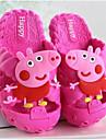 Fete Pantofi Piele PVC Vară Toamnă Confortabili Papuci & Flip-flops Pentru Casual Albastru Închis Fucsia Roz Albastru Deschis