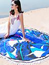 Färsk stil Strand handduk, Kreativ Överlägsen kvalitet Polyester/Bomull Blandning Handduk Handduk