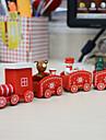 عطلة زينة كريستمس تماثيل الكريسمس أبيض / أحمر / أخضر 1SET