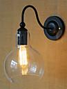 Tiffany Rustik/Stuga Retro/vintage Modern Traditionell/Klassisk Land Vägglampor Till Metall vägg~~POS=TRUNC 110-120V 220-240V 40W