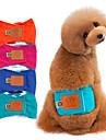 Câine Pantaloni Îmbrăcăminte Câini Mată Verde / Albastru / Roz Bumbac / Lavabil Costume Pentru animale de companie Bărbați Casul / Zilnic