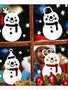 Forme Crăciun Vacanță Perete Postituri 3D Acțibilduri de Perete Autocolante de Perete Decorative, Hârtie Pagina de decorare de perete