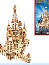 Quebra-Cabecas 3D Quebra-Cabecas de Madeira Brinquedos de Montar Moda Casa Novo Design Faca Voce Mesmo 1 pcs Classico Fashion Russo Criancas Para Meninos Para Meninas Brinquedos Dom
