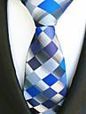 Bărbați Carou/Striat  Birou Casual Cravată