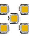5pcs 2400 LED-chip Mässing Bulb Accessory 30W