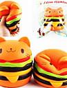 LT.Squishies Jucării din Cauciuc / Alină Stresul Pisici / emoji, / Animal Birouri pentru birou / Stres și anxietate relief / Jucarii de