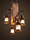 Rustik/Stuga Land Ministil Hängande lampor Glödande Till affärer/caféer 110-120V 220-240V Glödlampa inte inkluderad