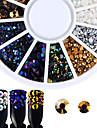 Nail Smycken Nail Glitter Lyx Accessoarer Mode Hög kvalitet Dagligen Nail Art Design