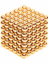 216 pcs 3mm Magnet Toy Magnetic Balls Building Blocks Super Strong Rare-Earth Magnets Neodymium Magnet Stress and Anxiety Relief Office Desk Toys DIY Kid\'s / Adults\' / Children\'s Unisex Boys\' Girls\'
