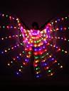 Prințesă Aripi Petrecere/Seară Galben Rosu Verde Albastru Roșu Poliester Accesorii Cosplay Crăciun Halloween Carnaval Gril pe Kamado
