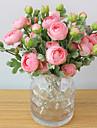 Kunstbloemen 1 Tak Europese Stijl Rozen Bloemen voor op tafel