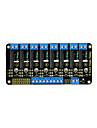 keyestudio module de relais a semi-conducteurs a huit canaux pour arduino