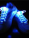 BRELONG® en Pair Luminous Shoelaces Knapp Batteridriven Kreativ nyhet Dekorativ