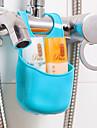 Cârlige Multifuncțional Uşor de Folosit Novelty Depozitare Detașabil Creative De Bază Plastic PVC organizarea băii Alte accesorii pentru