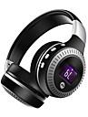 سماعات بلوتوث سلكي / Bluetooth4.1 Headphones هجين بلاستيك الألعاب سماعة مع التحكم في مستوى الصوت سماعة
