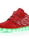 Αγορίστικα / Κοριτσίστικα Παπούτσια PU Φθινόπωρο / Χειμώνας Φωτιζόμενα παπούτσια Αθλητικά Παπούτσια Περπάτημα Αγκράφα / LED για Παιδιά Ροζ / Μαύρο / Πράσινο / Βαθυγάλαζο