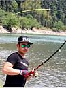Canne à pêche Canne téléscopique Carbone Pêche en mer Barre Carbone