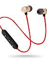 În ureche / EARBUD Bluetooth4.1 Căști Planar magnetic Carcasă de metal Sport & Fitness Cască Setul cu cască