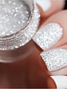 6 / 6kom Umjetni noktički savjeti Torba za alat Za Art pribor nail art Manikura Pedikura Glamurozan sjaj Vjenčanje / Svakodnevica