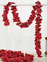 Kunstbloemen 1 Tak Luxe Bruiloft Hortensia\'s Bloemen voor op de muur