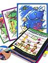 Mese de Jucărie pentru Desenat Magic Water Drawing Book Creative Copilului Cadou 1pcs