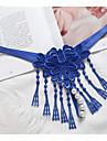 Pentru femei Brodată Linie G & Tanga Talie Joasă
