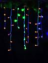 4m Fâșii de Iluminat 96 LED-uri Dip Led Alb Cald / Alb Rece / Roșu Decorativ / De Legat 220-240 V 1 buc