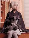 Inspirado por Yosuga no Sora Kasugano Sora / Cookie Anime Anime Disfraces de cosplay Trajes Cosplay Estampado Floral Faldas / Cuello / Accesorios de Cintura Para Mujer