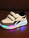 Αγορίστικα / Κοριτσίστικα Παπούτσια PU Φθινόπωρο & Χειμώνας Ανατομικό / Φωτιζόμενα παπούτσια Αθλητικά Παπούτσια Γάντζος & Θηλιά / LED για Παιδιά / Νήπιο Λευκό / Μαύρο