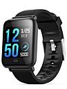 q9 αδιάβροχο σπορ smartwatch για Android iOS bluetooth οθόνη καρδιακού ρυθμού οθόνη μέτρησης πίεσης του αίματος οθόνη αφής θερμίδες καίγονται άσκηση ρεκόρ χρονόμετρο χρονόμετρο pedometer