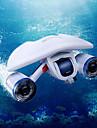 Water Propeller - Underwater Booster - Professionelt niveau Dry top Justérbar strop Svømning Dykning Snorkling PP+ABS  Til Voksen Børn