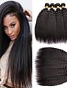 6バンドル ブラジリアンヘア ヤキ 8A 人毛 人間の髪編む ペニス増強 バンドル髪 8-28 インチ ナチュラル ナチュラルカラー 人間の髪織り クラシック 最高品質 100% バージン 人間の髪の拡張機能 女性用