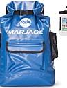22 L حقيبة للماء جاف متعدد الطبقات قابلة للطي إلى سباحة شاطئ
