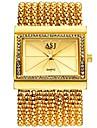 ASJ Γυναικεία Πολυτελή Ρολόγια Ρολόι Φορέματος Ρολόι Καρπού Ιαπωνικά Χαλαζίας Χαλκός Ασημί / Χρυσό 30 m Ανθεκτικό στο Νερό Νεό Σχέδιο Καθημερινό Ρολόι Αναλογικό κυρίες Πολυτέλεια Μοντέρνα -