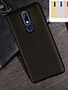 Capinha Para Nokia Nokia 5.1 / Nokia 3.1 Ultra-Fina Capa traseira Linhas / Ondas Macia TPU para Nokia 9 / Nokia 8 / Nokia 7 / Nokia 6