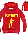 Inspiriert von Cosplay Cosplay Video Spiel Cosplay Kostueme Cosplay Hoodies Cartoon Design Langarm Top Halloween Kostueme