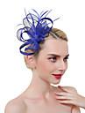 Tuell / Feder Fascinatoren / Kopfschmuck / Kopfbedeckung mit Feder 1 Stueck Party / Abend / Karriere/ Zeremonie / Hochzeit Kopfschmuck