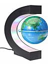 wereld Globes Kunststoffen LED Rond Til hjemmet / Til kontoret