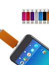 Ants 64GB USB-Stick USB-Festplatte USB 2.0 / Micro-USB Metalschale Unregelmaessig Huellen