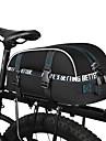 ROSWHEEL 8 L Bike Rack Bag Waterproof Rain Waterproof Multi layer Bike Bag 600D Ripstop Bicycle Bag Cycle Bag Cycling Outdoor Exercise