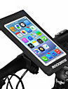 ROCKBROS Bike Handlebar Bag Touch Screen Waterproof Easy to Install Bike Bag Nylon Bicycle Bag Cycle Bag Cycling Cycling / Bike