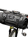 ROSWHEEL 3-7 L Bike Handlebar Bag Adjustable Waterproof Compact Bike Bag TPU Bicycle Bag Cycle Bag Cycling / Reflective Strips
