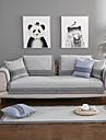 Sofa Pute Ensfarget / Klassisk / Kamuflasje Kviltet Polyester slipcovere