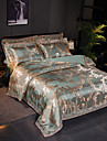 Duvet Cover Sets Luxury Polyster Jacquard 4 PieceBedding Sets