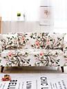 Sofabezug Pflanzen Garngefaerbt Polyester / Baumwoll Mischung UEberzuege