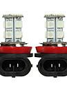 2 szto. H9 / H11 / H8 Samochód Żarówki 4 W 190 lm LED Światło przeciwmgielne / Światła do jazdy dziennej Na Univerzál / Volkswagen / Toyota 2000 i wcześniejsze