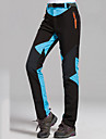 Women\'s Hiking Pants Outdoor Windproof, Waterproof, Thermal / Warm Spring, Fall, Winter Fleece, Softshell Pants / Trousers Skiing Camping / Hiking Snowsports L XL XXL / Fleece Lining